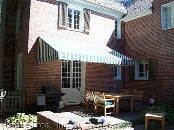 Residential Stationary Frame Awning 2