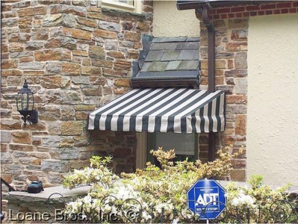 Residential Stationary Frame Awning 4