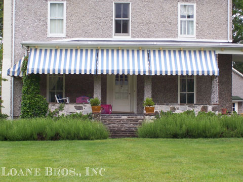 Awnings Loane Bros Inc