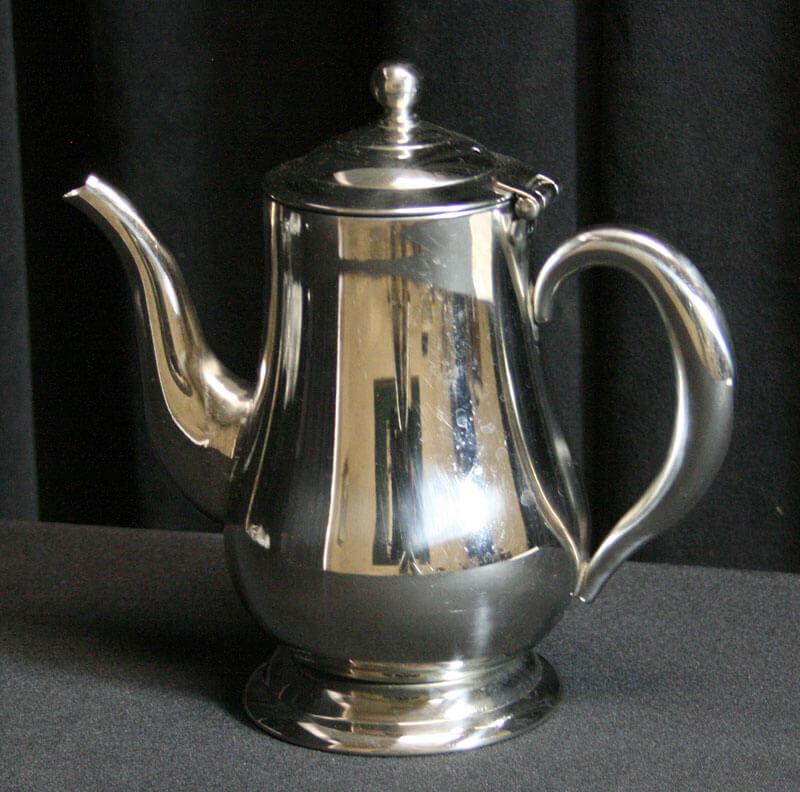 Silver Coffee Caraf