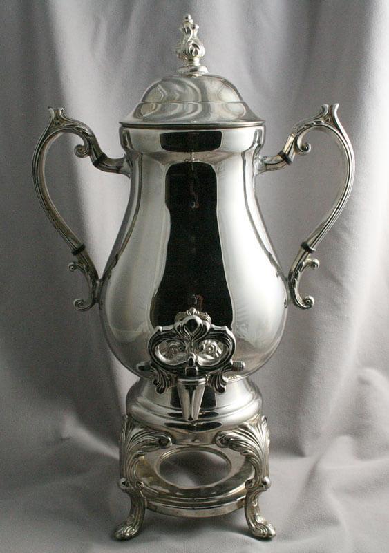 Silver 36 & 50 Cup Samovar