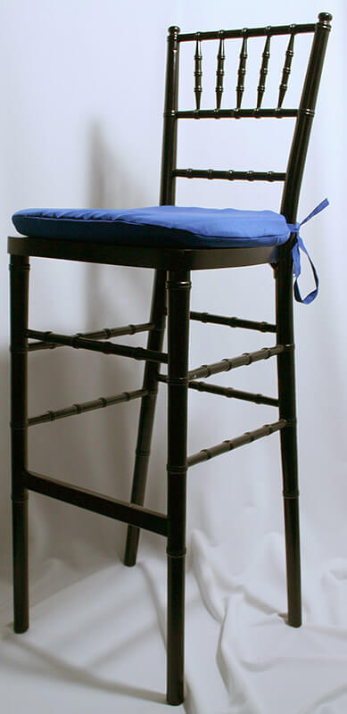 Chaivari Highstool - Black Chair