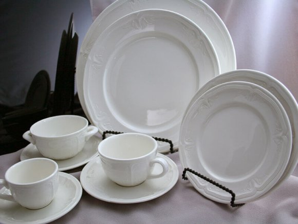 Villeroy & Boch White China