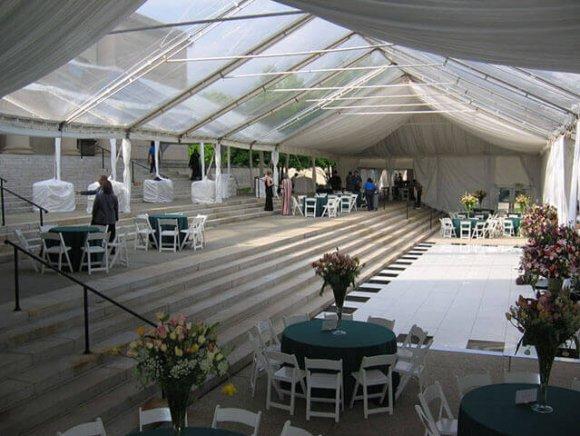custom-installation-tented-reception-over-steps-and-sidewalk