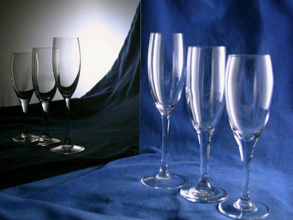 Cabernet Champagne Flute 6 oz.