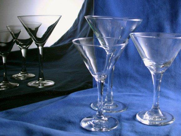 Martini - 6oz., 8oz., 10oz.