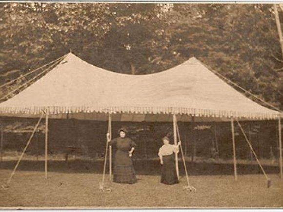loane brothers early tents