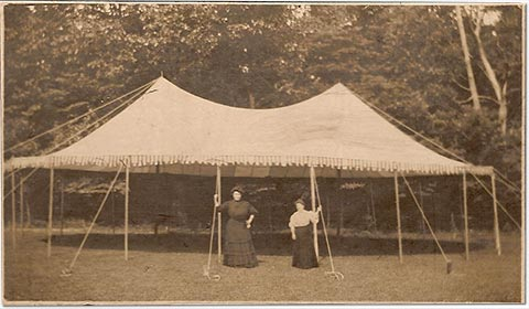 Loane Bros. Early Tents