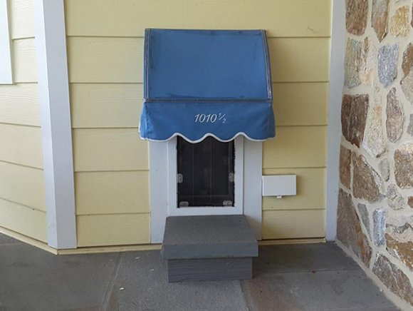 awning-for-a-doggy-door