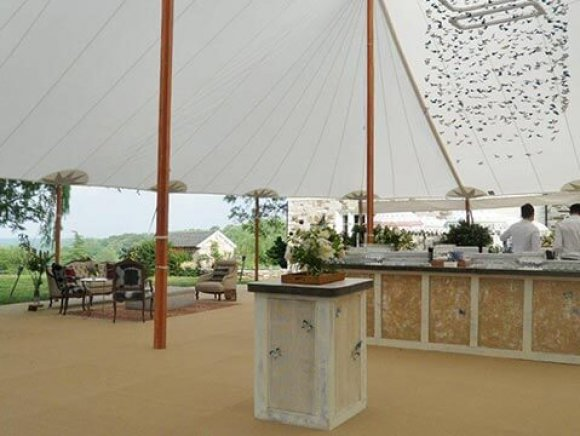 pole-tent-interior-with-bar