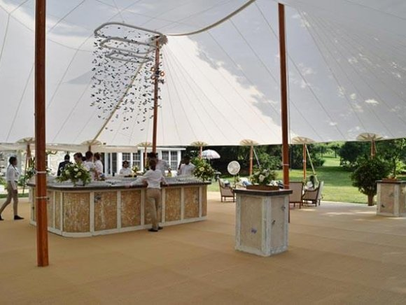 pole-tent-interior-with-bar-and-flooring