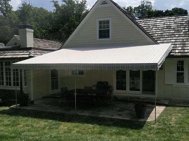 Residential Awnings | Loane Bros., Inc.