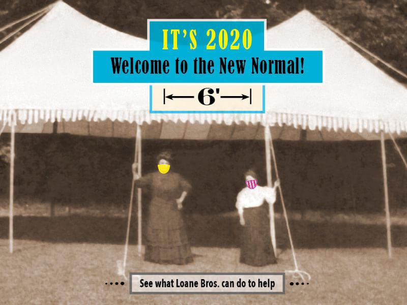 Social Distancing in 2020