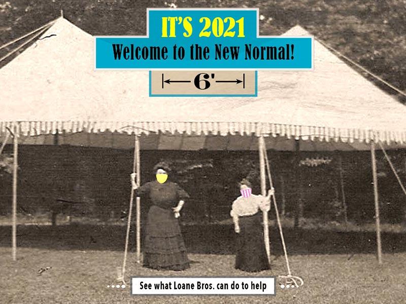 Social Distancing in 2021